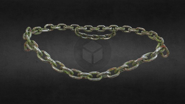 The Forester chain belt 3D Model