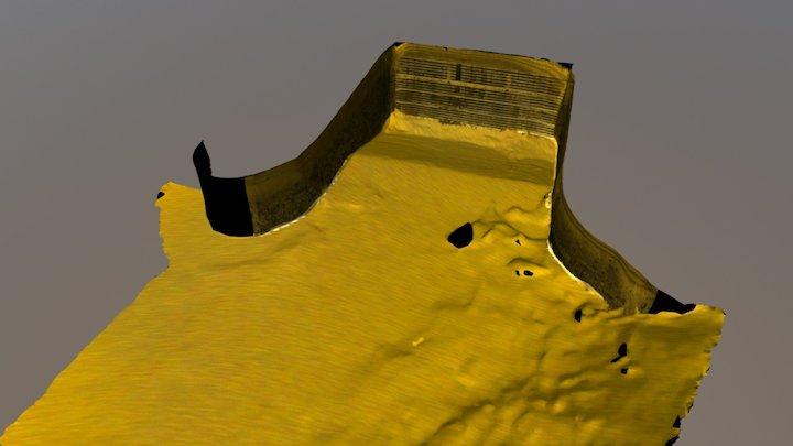 Coated Higher Res 3D Model