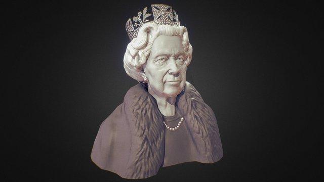 The Queen 3D Model