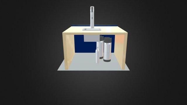 Kegbar 3D Model