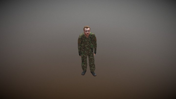 Nevel Gangam style 3D Model