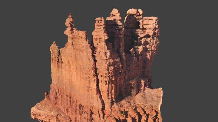 Ancient Art 3D Model
