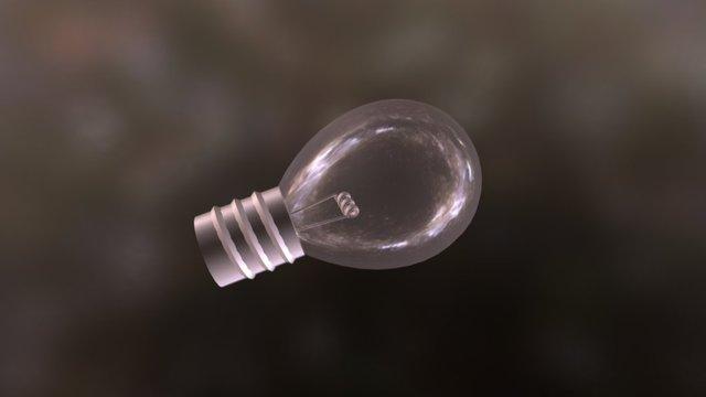 Lightbulb 3D Model