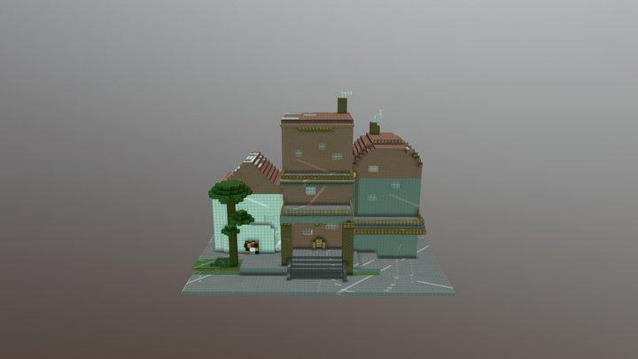 JSH 3D Model