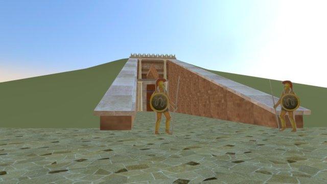 Atreoskp 3D Model
