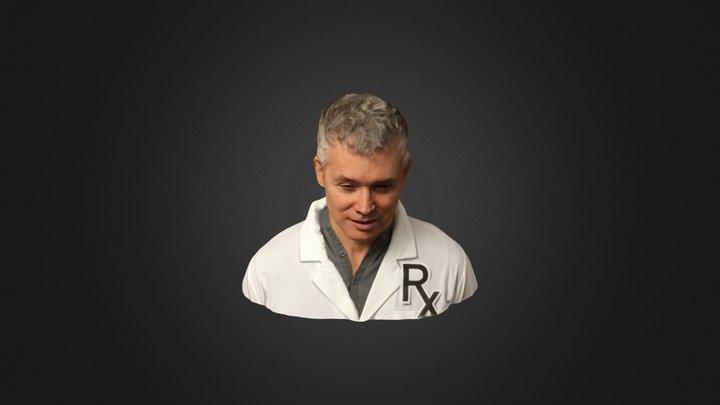 Lucky Pharma 3D Model