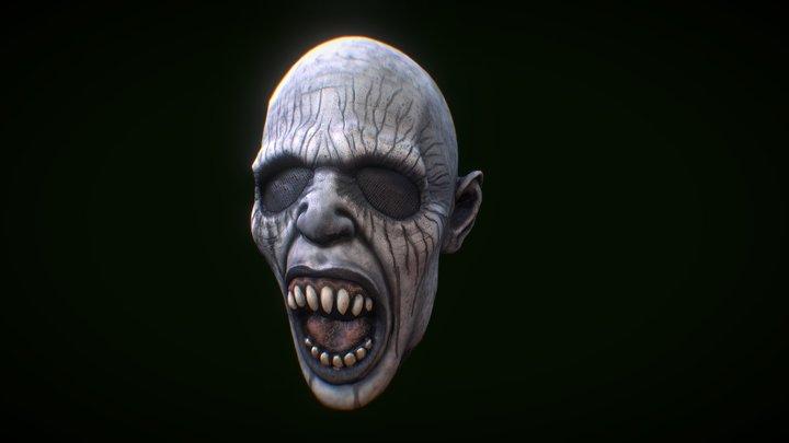 Mask3 3D Model