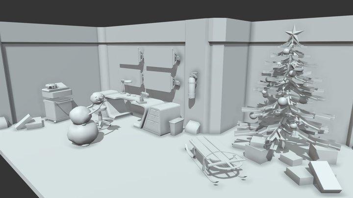 XYZ homework 03 3D Model