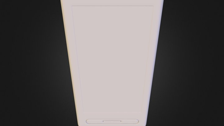 lg-prada-phone 3D Model