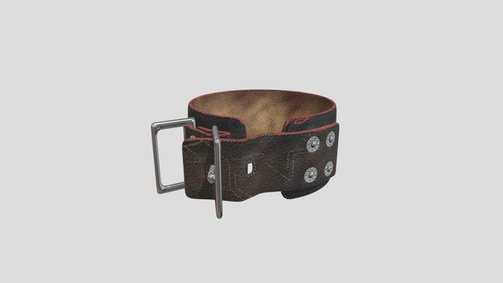Bondage Cuff 3D Model