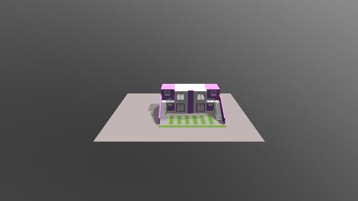 Residencia | Residence 3D Model