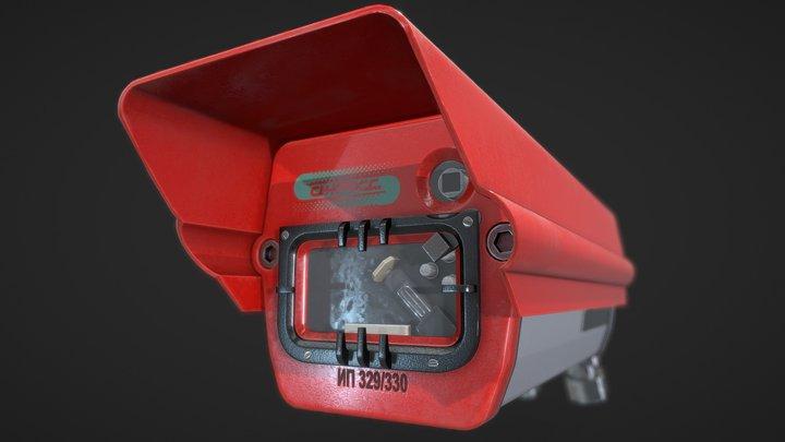 ИП 329/330 без видео функции 3D Model