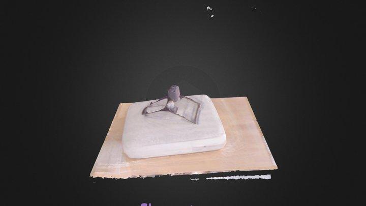 Jai Centre Fill 2 3D Model