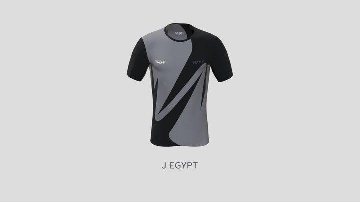 J EGYPT COLLECTION - PADEL / TENNIS 3D Model
