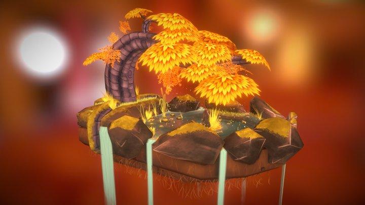 Patch of Heaven 3D Model