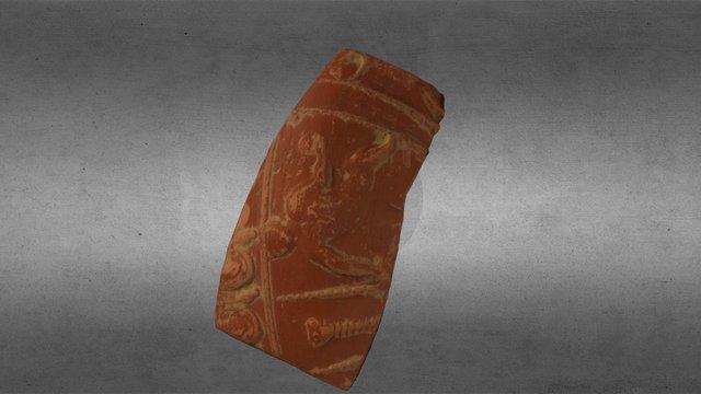 Reperti Archeologici - Ceramica 3D Model