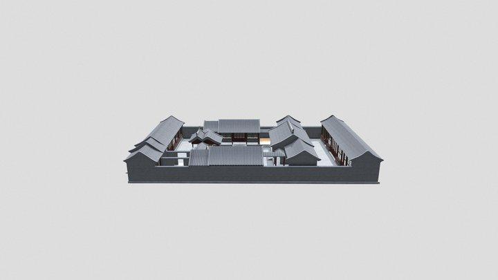 Buildings All 3D Model