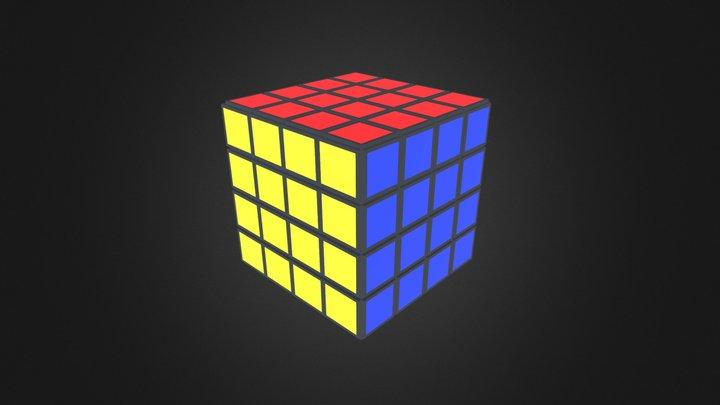 Rubiks 3D Model