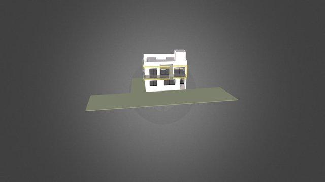 Villa à Keur Massar 3D Model