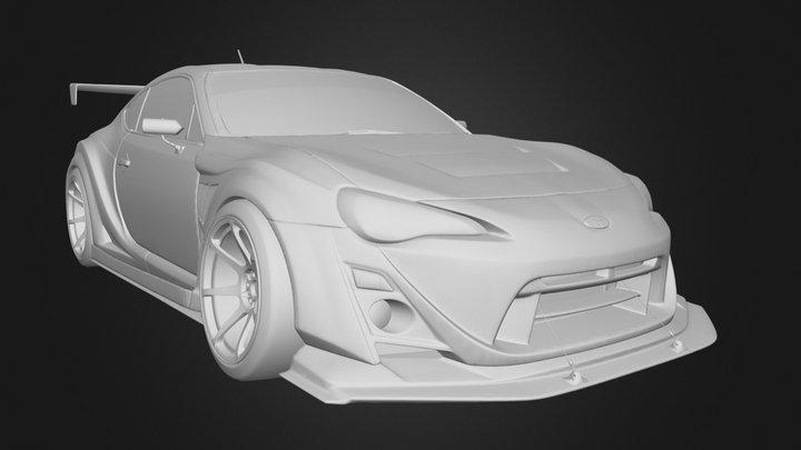 Gt86 3D Model