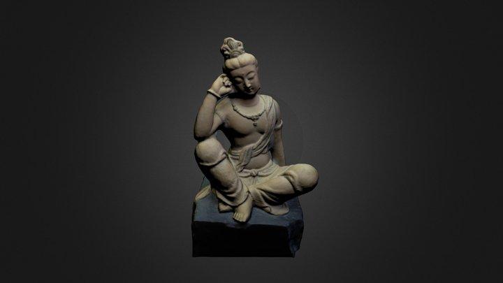 Buda 3D Model