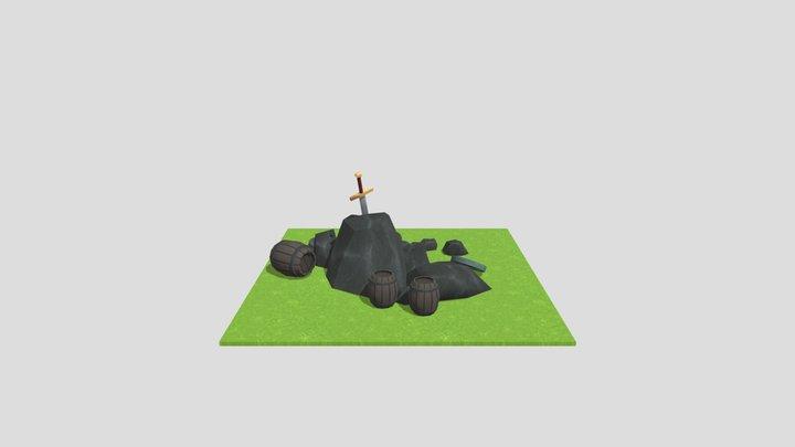 練習 3D Model