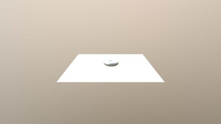Donut Exp 3D Model