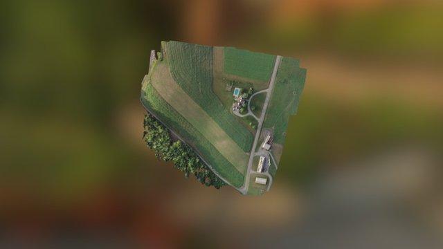 SA Drone Mesh 3D Model