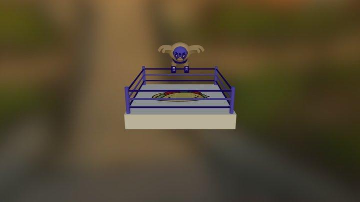 Diorema 3D Model