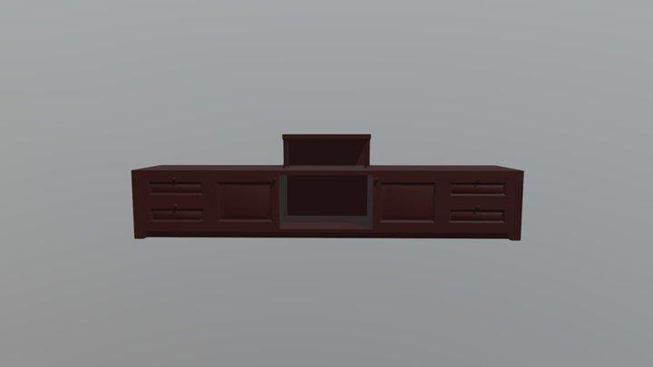 Тумба - Тумба-1 3D Model