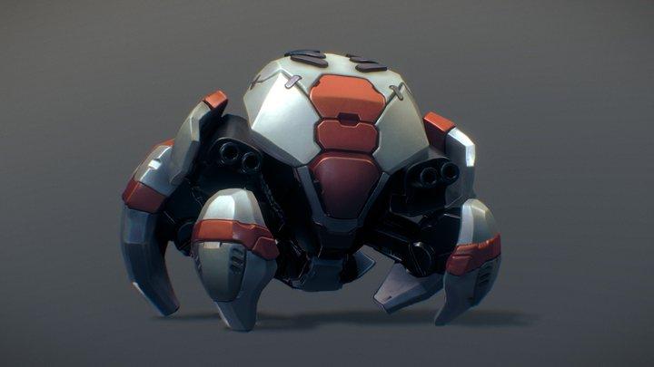 Robot 5 3D Model