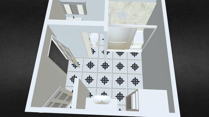 Bathroom Design-Construction.NYC 3D Model
