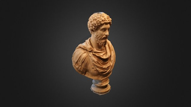Aurelius (PhotoScan) 3D Model
