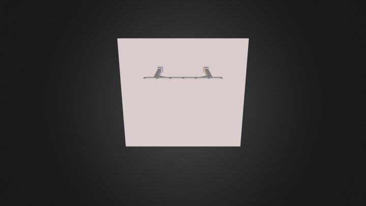 Con Sombra 3D Model