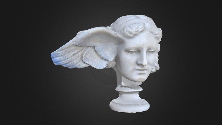 Tête d'Hypnos 3D Model