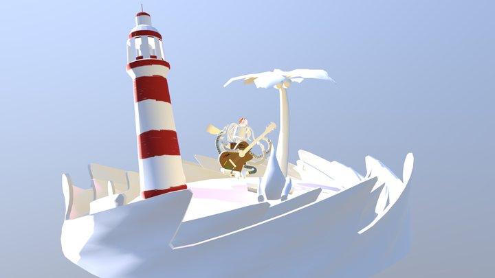 jah4 3D Model