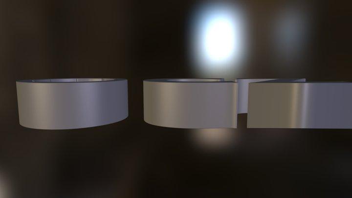 LOGO_CZUB.blend 3D Model