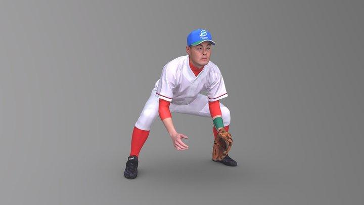 Sega14 OBJ 3D Model