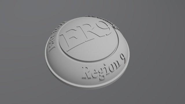 Er9 Logo 3D Model