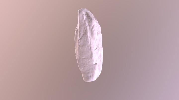 Sandstone Rock 3D Model