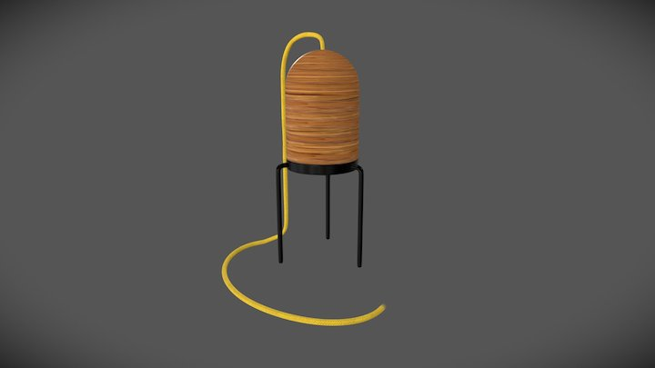 Cupulamp 3D Model