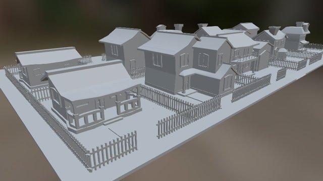 Escenario 3D Model