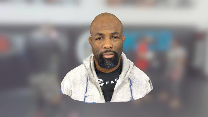 Coach Lopez, l'homme de l'ombre du MMA français 3D Model