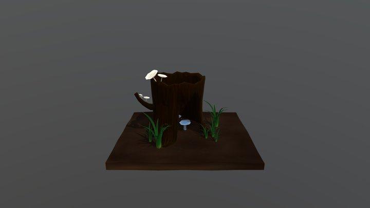 Forest Setup 3 3D Model