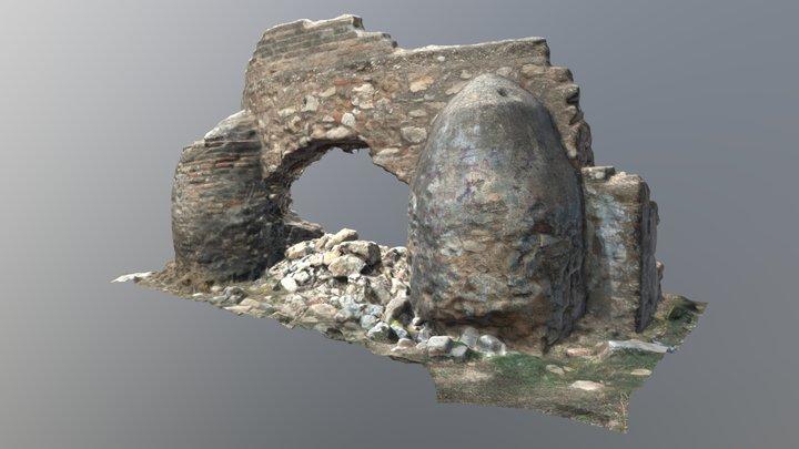Horno de Cal 3D Model
