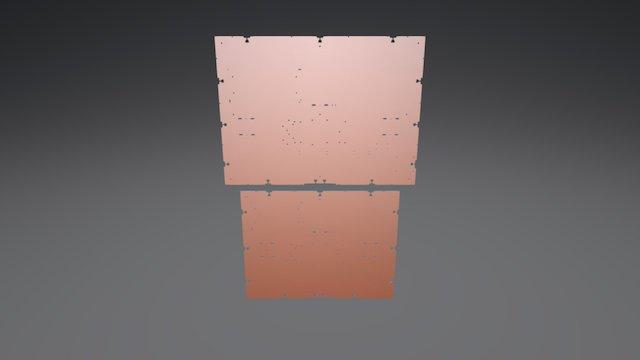 BigBox Base Panel Comparison 3D Model