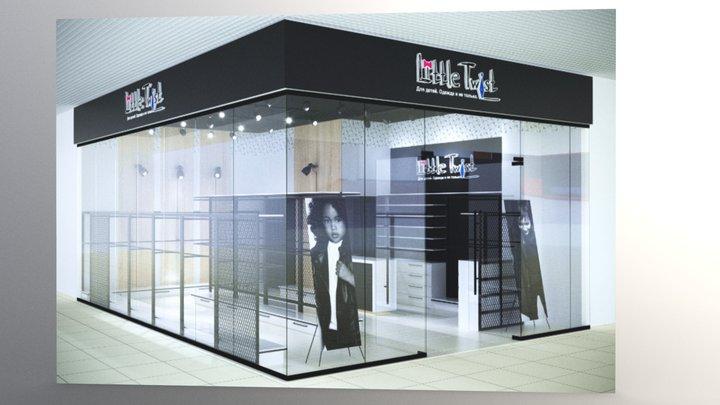 design store 3D Model
