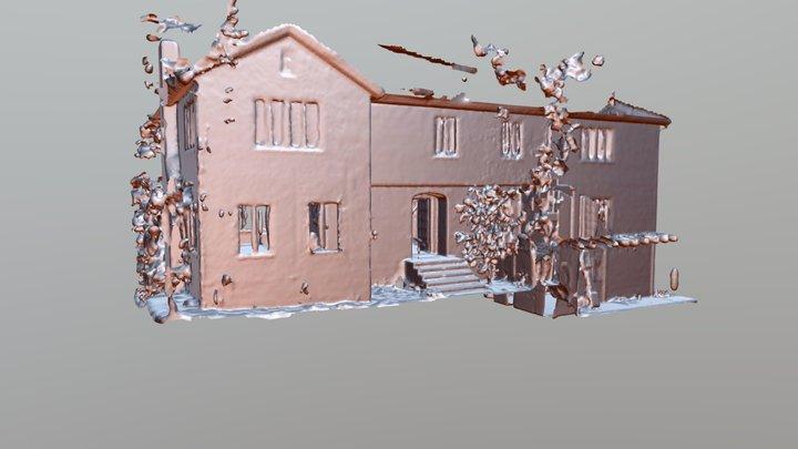Anacapa Mesh-stl 3D Model