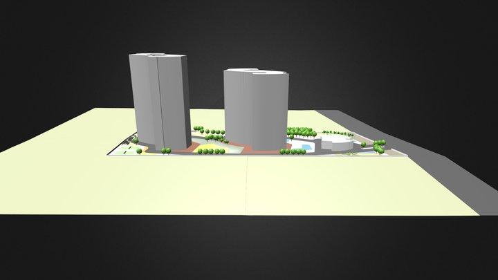 exterior_view 3D Model