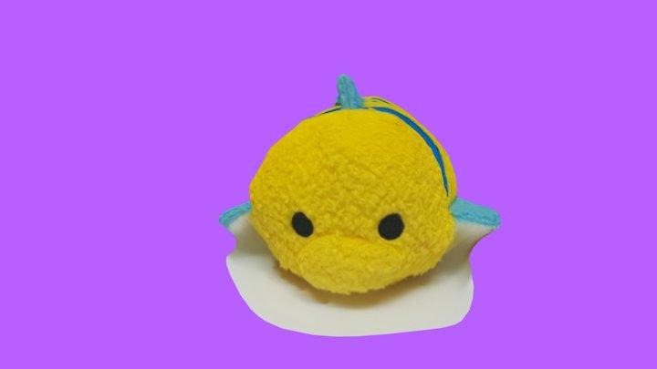 Flounder Tsum Tsum 3D Model
